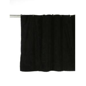 Frise noire hauteur 1 m - largeur 7.5 m