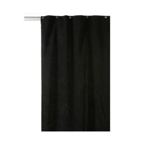 Rideau noir hauteur 5 m - largeur 2.8 m