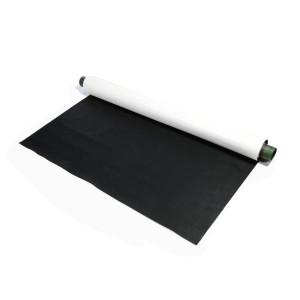 Tapis de danse noir - 10 m x 1.5 m.