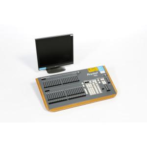 Pupitre 120 circuits - 200 mémoires