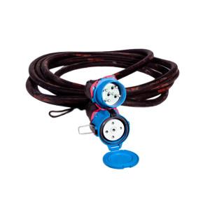 Câble 5G25  Maréchal 125A Mâle/Femelle - 10 m