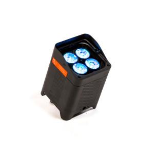 Lot de 6 projecteurs autonomes Well Fit  IP65