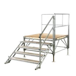 Escalier pour podium PHR