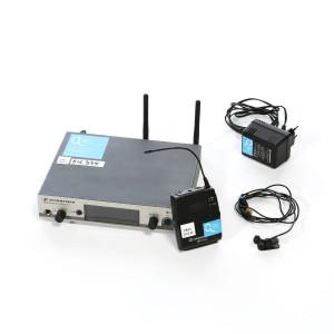 Lot émetteur - récepteur cravate EW300 G3