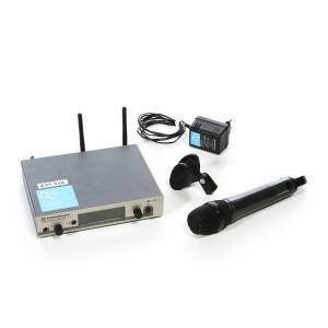 Lot émetteur - récepteur main EW 300 G3