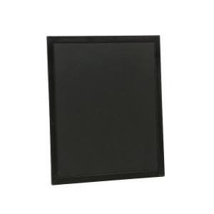 Cadre aluminium noir