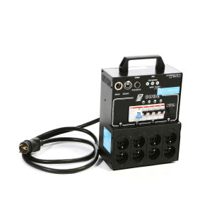 Gradateur 4 circuits x 1 kW