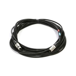Câble micro XLR/XLR 10 m
