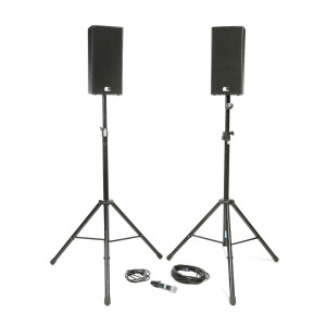 Sonorisation légère sur batterie 2 x 60 W