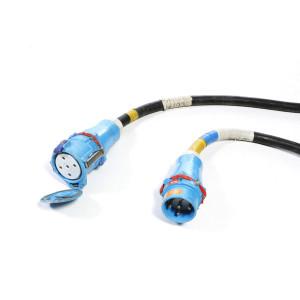 Câble 5G25  Maréchal 125A Mâle/Femelle - 22 m