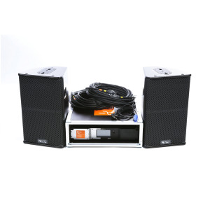 Ensemble Nexo 2 x PS10R2